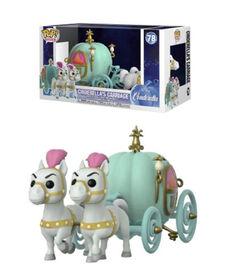 Funko POP! Rides Movies: Cinderella - Cinderella's Carriage - English Edition