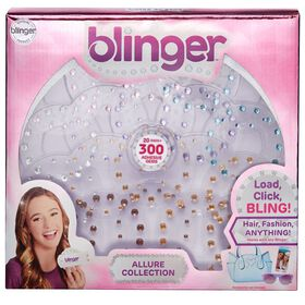 Ensemble de recharge 20 pièces Blinger - Collection Allure - Tons pastels