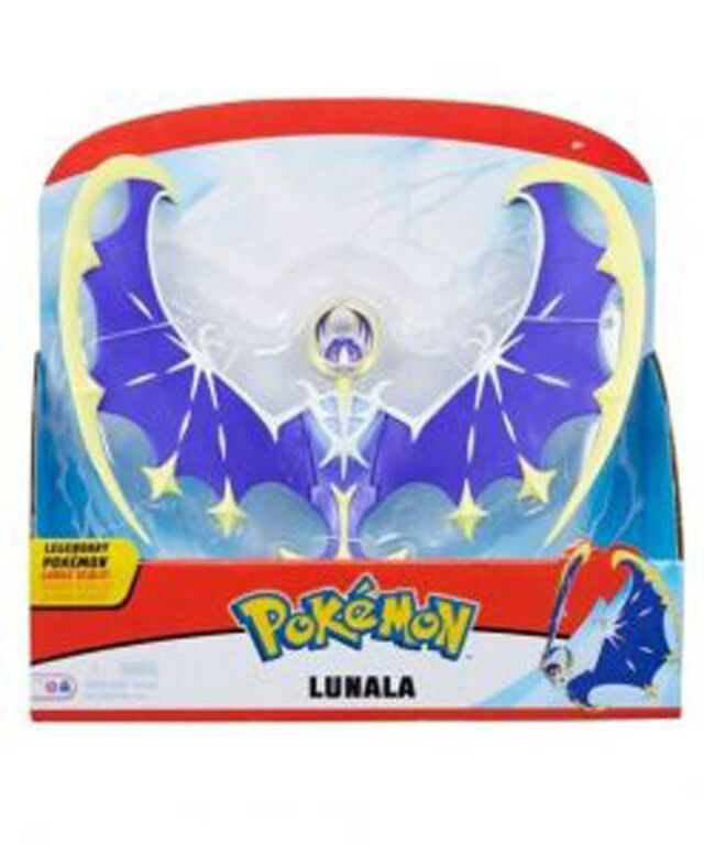 Pokémon - Legendary Figure Asst - Lunala