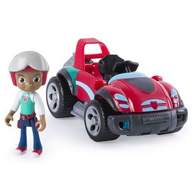 Rusty Rivets – Ruby's Buggy Build