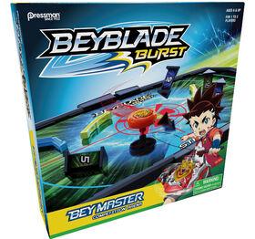 Pressman Beyblade Burst Bey Master Board Game - English Edition