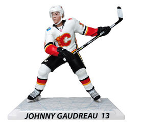 "Johnny Gaudreau Calgary Flames 6"" NHL Figure"