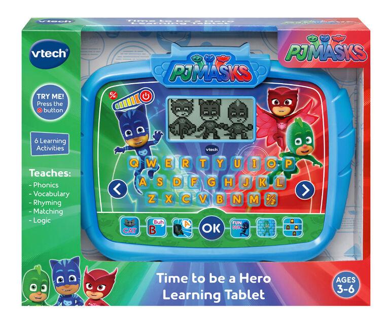 VTech La tablette éducative des héros - Édition anglaise