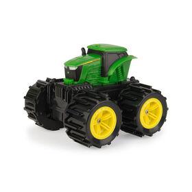 Mini Tracteur Méga Roues John Deere.