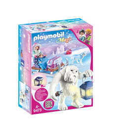 Playmobil - Yeti with Sleigh