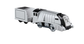 Thomas & Friends - TrackMaster - Motorized Spencer Engine - English Edition