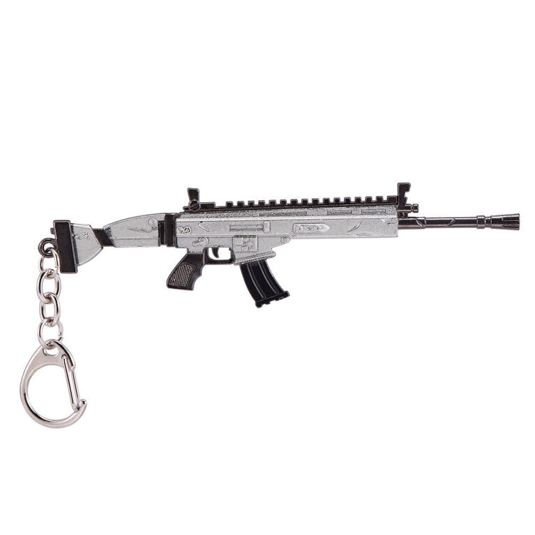 Epic Games Fortnite Official Metal Weapon Keychain 16cm/6.3in 1PK Blister Card