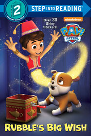 Rubble's Big Wish (PAW Patrol) - Édition anglaise