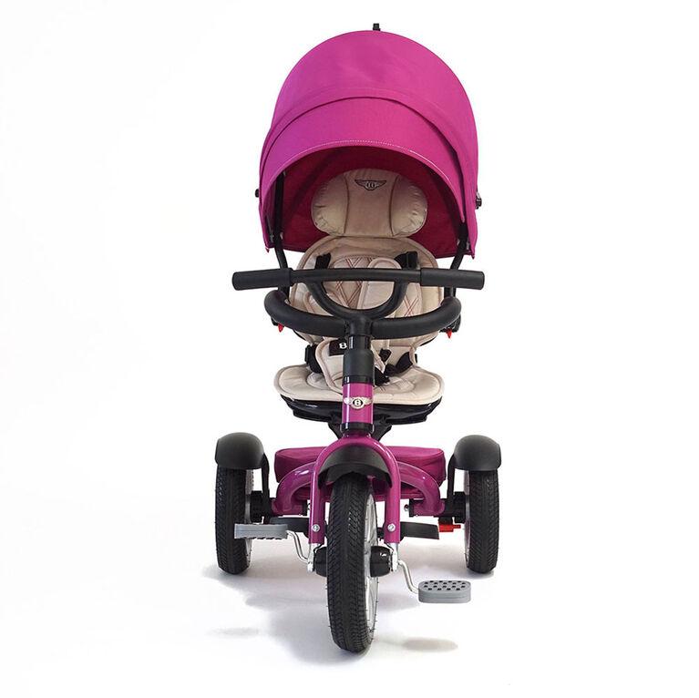Bentley 6In1 Stroller / Trike Fuschia