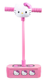 Nouveau Hello Kitty Foam Pogo Hopper