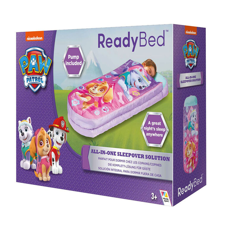 PAW Patrol Skye Junior ReadyBed