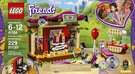 LEGO Friends Andrea's Park Performance 41334
