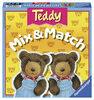 Wonderforge Ravensburger! Teddy Mix & Match Game - French Only