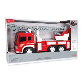 City Service: Fire Truck: Ladder Truck