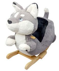 Gerardo's Toys - Little Rocker - Wolf