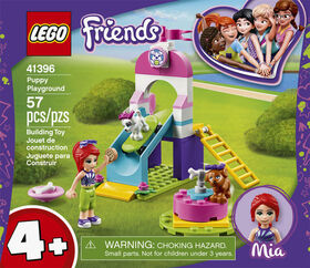 LEGO Friends Puppy Playground 41396