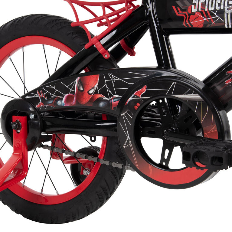 Huffy Marvel Spider-Man Bike - 16-inch