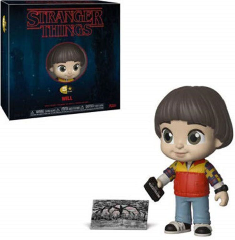 Funko 5 Star! Stranger Things: Will Vinyl Figure