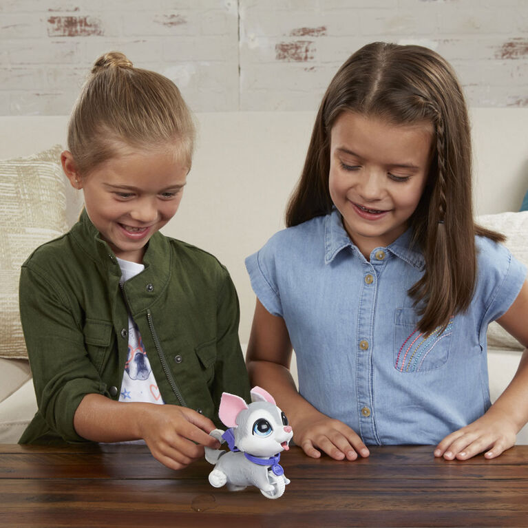 furReal Peealots Lil' Wags Husky Interactive Pet Toy