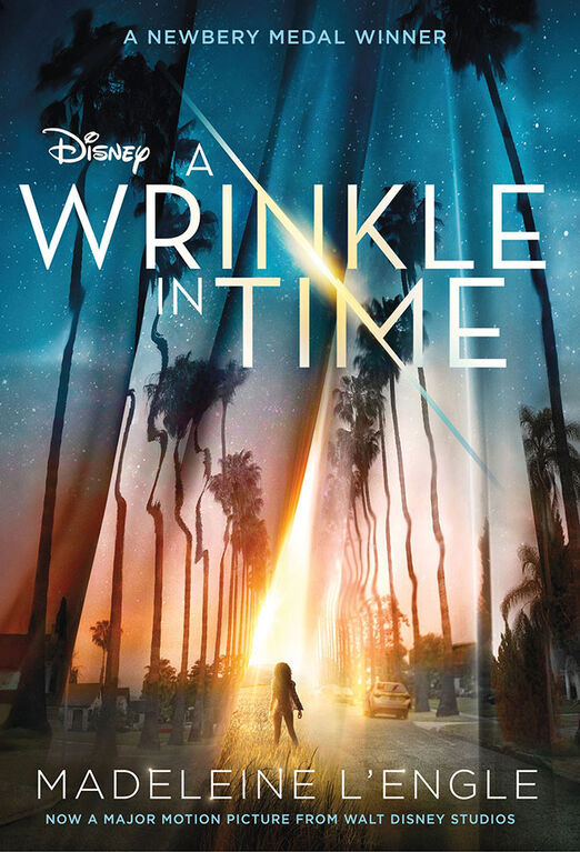 Une édition de Tie-In Movie Wrinkle in Time