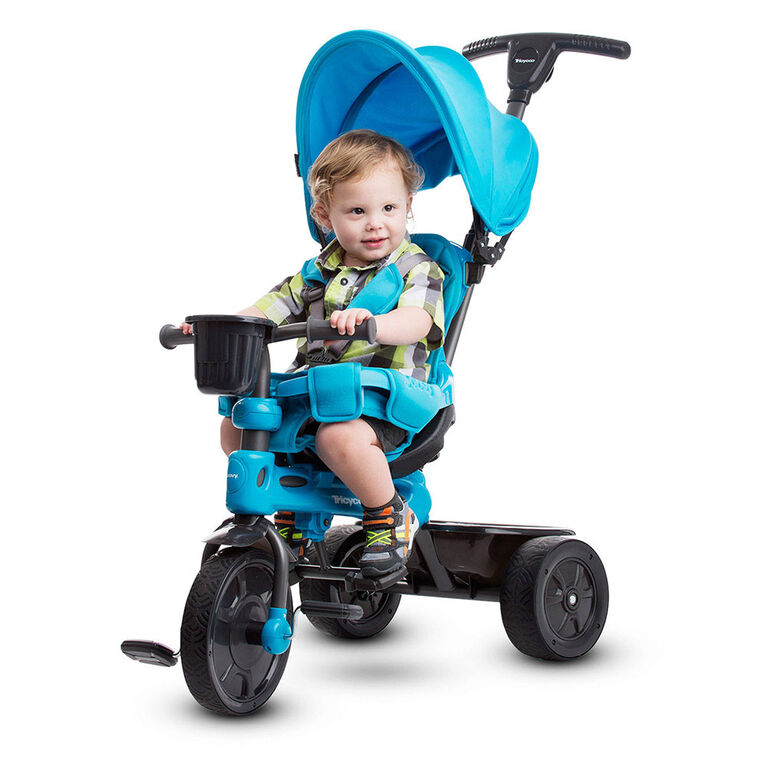 Joovy Tricycoo 41 Tricycle - Blue