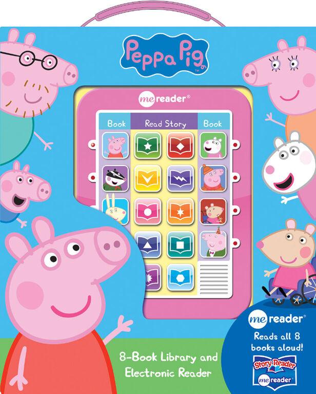 Me Reader - Peppa Pig - English Edition