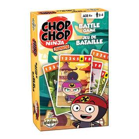 Chop Chop Battle Game