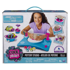 Cool Maker - Pottery Studio (Packaging May Vary)