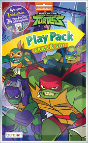 TMNT Playpack - English Edition