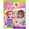 Polly Pocket 3-Pk Puzzle (3 X 24Pcs)