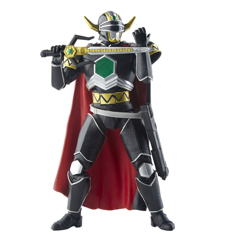 Power Rangers Lightning Collection: 6-Inch Lost Galaxy Magna Defender Collectible Action Figure