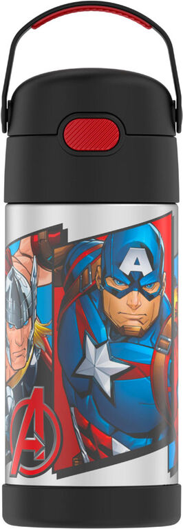 Bouteille Funtainer de Thermos, Avengers, 355ml