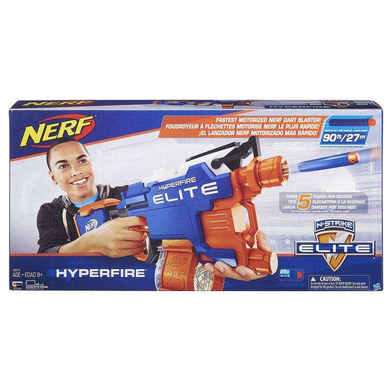 NERF N-Strike Elite HyperFire - R Exclusive