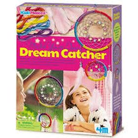 Make Your Own Glow-in-the-Dark Dreamcatchers