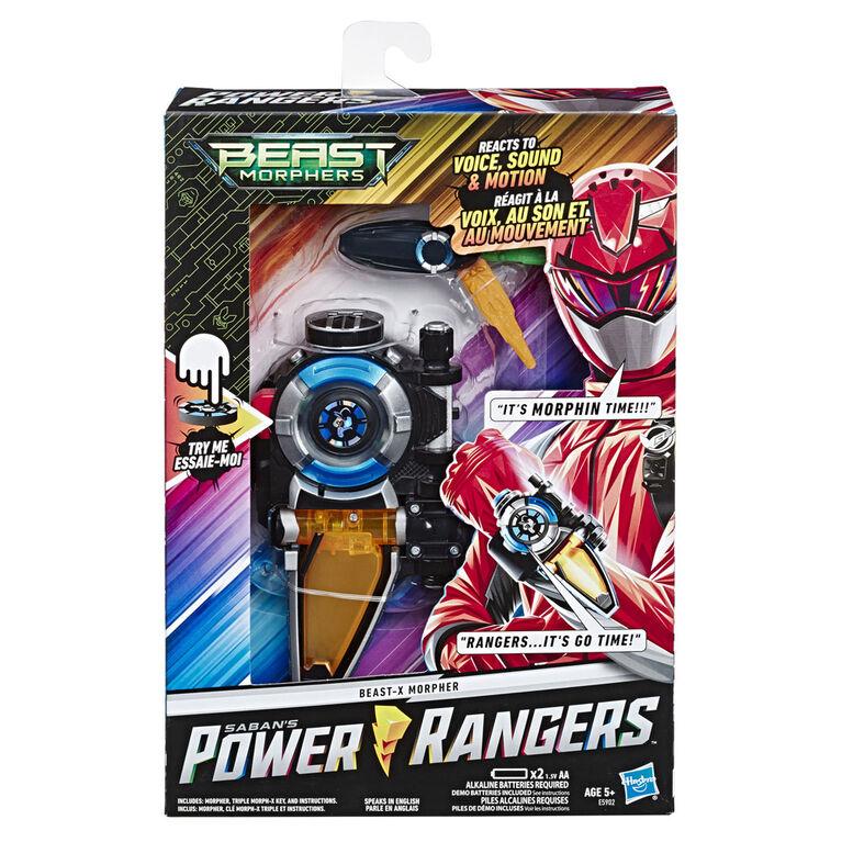Power Rangers Beast Morphers - Beast-X Morpher - Édition anglaise