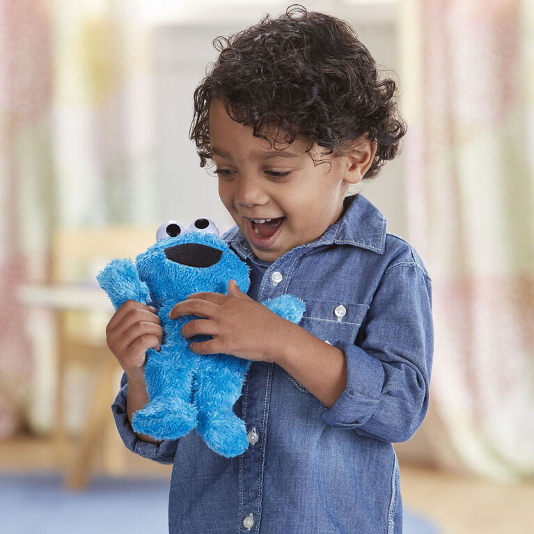 Sesame Street Little Laughs Tickle Me Cookie Monster