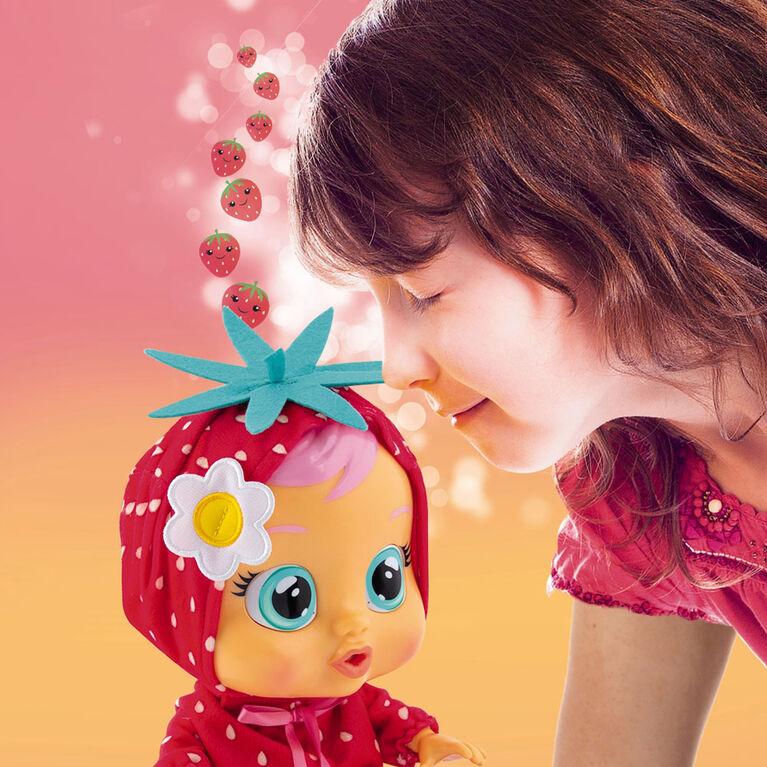 Cry Babies Tutti Frutti Ella - La Poupée Parfumée À La Fraise