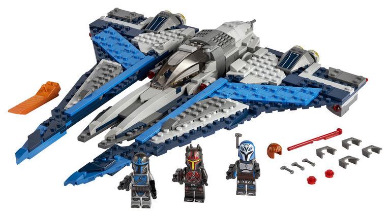 LEGO Star Wars Le chasseur mandalorien 75316