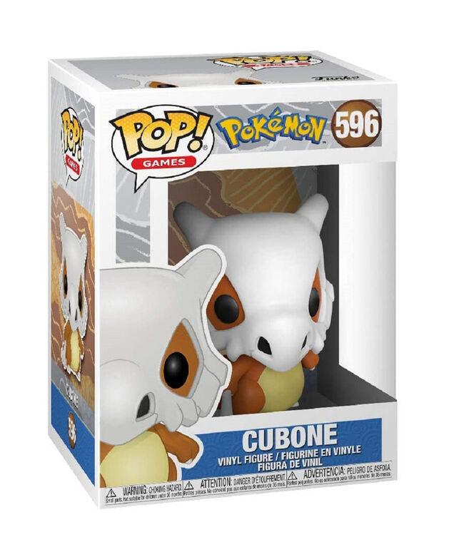 Funko POP! Games: Pokemon - Cubone