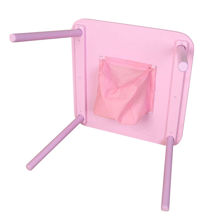 Unicorn Square Table And 2 Chairs