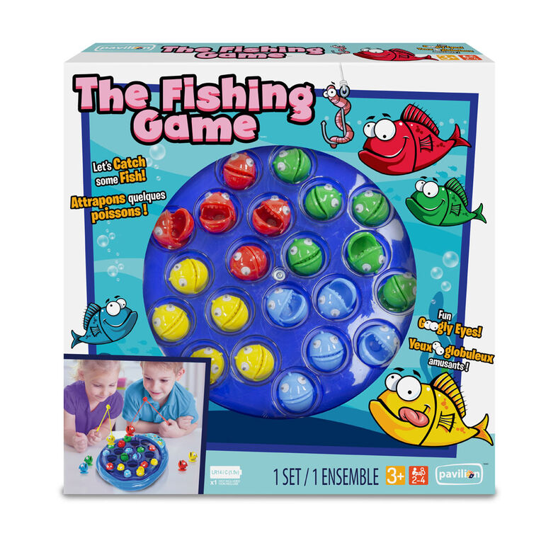The Fishing Game (Googly Eye Edition)