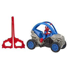 Marvel Spider-Man: Spider-Ham Stunt Vehicle