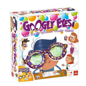 Googly Eyes Game - English Edition