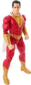 "DC COMICS Shazam! Thunder Punch Shazam! 12"" Action Figure - English Edition"