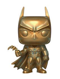 Figurine en Vinyle Batman (Patina) par Funko POP! DC Comics - Notre exclusivité
