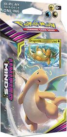 "Pokemon Sun & Moon 11 ""Unified Minds"" Theme Deck - Dragonite"