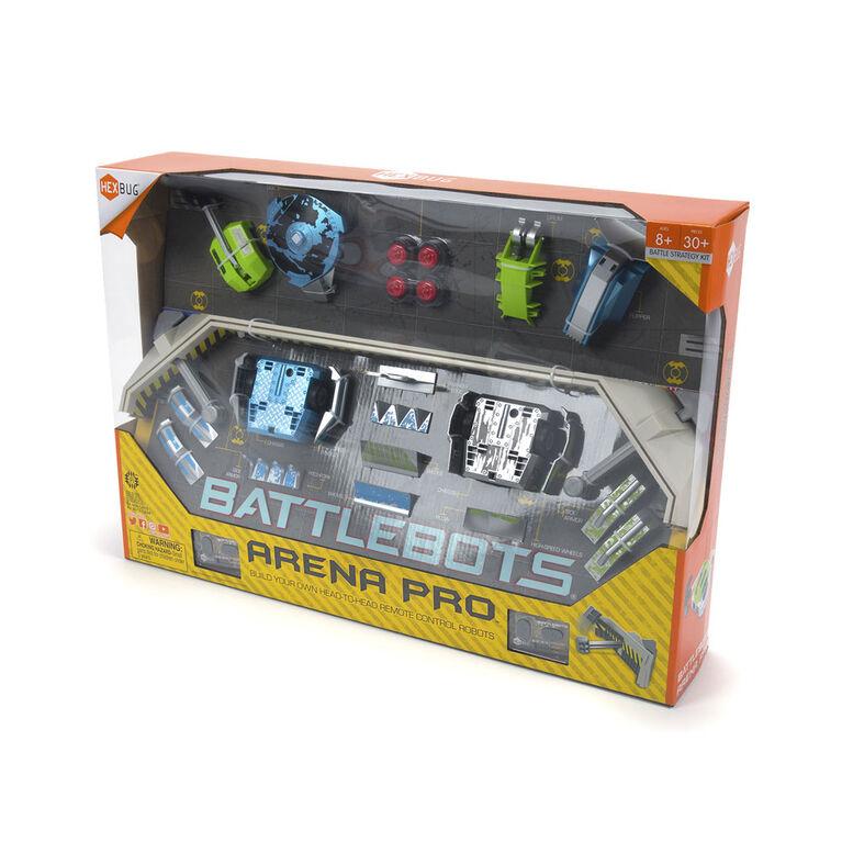 Arène HEXBUG BattleBots Pro