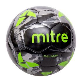 Mitre #5 Paladin Soccer Ball - Black
