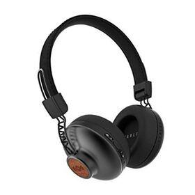 MARLEY POSITIVE VIBRATION2 bluetooth wireless on ear headphones black