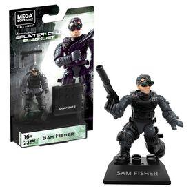 Mega Construx Heroes Sam Fisher